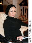 Купить «Елена Корикова», фото № 31841948, снято 6 сентября 2004 г. (c) Ольга Зиновская / Фотобанк Лори