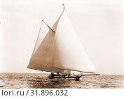 Купить «Chieftain, Chieftain (Yacht), Yachts, 1880», фото № 31896032, снято 18 августа 2014 г. (c) age Fotostock / Фотобанк Лори