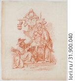 Купить «Fire, ca. 1740, Red chalk, 13 3/4 x 11 5/16 in. (35 x 28.8 cm), Drawings, François Boucher (French, Paris 1703–1770 Paris)», фото № 31900040, снято 22 мая 2017 г. (c) age Fotostock / Фотобанк Лори