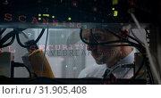 Купить «Data server protection 4k», видеоролик № 31905408, снято 6 февраля 2019 г. (c) Wavebreak Media / Фотобанк Лори