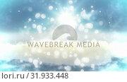 Купить «Soaring through bright skies», видеоролик № 31933448, снято 26 марта 2019 г. (c) Wavebreak Media / Фотобанк Лори