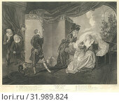 Olivia's House - Olivia, Maria and Malvolio (Shakespeare, Twelfth Night, Act 3, Scene 4), June 4, 1794, Stipple engraving, Image: 17 1/8 x 23 9/16 in.... (2017 год). Редакционное фото, фотограф © Copyright Artokoloro Quint Lox Limited / age Fotostock / Фотобанк Лори