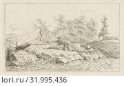 Купить «Man with a waterfall, baron Reinierus Albertus Ludovicus van Isendoorn à Blois, 1835», фото № 31995436, снято 8 августа 2016 г. (c) age Fotostock / Фотобанк Лори