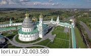 Новоирусалимский мужской монастырь. Стоковое фото, фотограф Ямаш Андрей / Фотобанк Лори