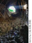 Купить «Caves of Castellana in Apulia (Puglia), Italy», фото № 32036940, снято 10 августа 2019 г. (c) Алексей Кузнецов / Фотобанк Лори