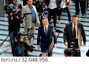 N/z Andrzej Duda. Редакционное фото, фотограф BE&W AGENCJA FOTOGRAFICZNA SP. / age Fotostock / Фотобанк Лори
