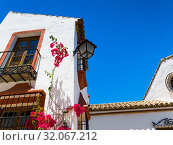 White village of Benahavís, Málaga, Andalusia, Spain, Europe. Стоковое фото, фотограф José Luis Hidalgo Salguero / easy Fotostock / Фотобанк Лори