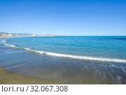 Duquesa Beach in Manilva, Málaga, Andalusia, Spain, Europe. Стоковое фото, фотограф José Luis Hidalgo Salguero / easy Fotostock / Фотобанк Лори