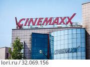 Купить «Colosseum Theater, Essen, Ruhr Area, North Rhine-Westphalia, Germany», фото № 32069156, снято 24 мая 2019 г. (c) Caro Photoagency / Фотобанк Лори
