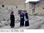 Купить «Russia, Dagestan, Kubachi village, daily life», фото № 32096128, снято 18 сентября 2018 г. (c) age Fotostock / Фотобанк Лори
