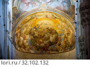 Italy, Tuscany, Lucca, San Martino cathedral. Стоковое фото, фотограф Villa Elio / AGF / age Fotostock / Фотобанк Лори