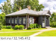 Купить «Museum homestead of Alexander Suvorov near Borovichi», фото № 32145412, снято 22 июля 2017 г. (c) FotograFF / Фотобанк Лори