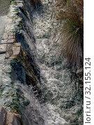 Купить «Healing spring Thermopylae on an autumn day (Central Greece)», фото № 32155124, снято 8 сентября 2019 г. (c) Татьяна Ляпи / Фотобанк Лори