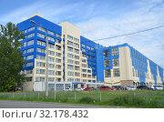 Бизнес-центр Dominat. Санкт-Петербург (2019 год). Редакционное фото, фотограф Светлана Колобова / Фотобанк Лори