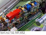 Купить «ALBA synchrotron accelerator tunnel», фото № 32181652, снято 29 июня 2019 г. (c) Яков Филимонов / Фотобанк Лори