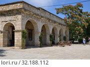 На территории крепости Нарын-Кала, Дербент (2017 год). Редакционное фото, фотограф Светлана Колобова / Фотобанк Лори