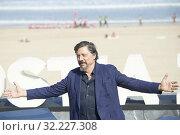 Carlos Bardem attended 'Adios (Good bye)' Photocall during 67th San Sebastian Film Festival at Kursaal Palace on September 26, 2019 in San Sebastian, Spain. Редакционное фото, фотограф LIMITED PICTURES / age Fotostock / Фотобанк Лори