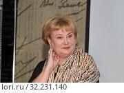Писатель Татьяна Полякова (2019 год). Редакционное фото, фотограф Сергей Соболев / Фотобанк Лори
