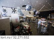 Купить «State Museum of Cosmonautics, Kaluga», фото № 32271032, снято 2 мая 2019 г. (c) Яков Филимонов / Фотобанк Лори
