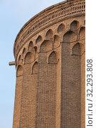 Купить «Tughrul Tower, 1139, Ray, Rey, Ray County, Tehran Province, Iran.», фото № 32293808, снято 1 мая 2019 г. (c) age Fotostock / Фотобанк Лори