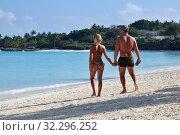 Купить «Kendwa resort, Zanzibar, Tanzania, Africa», фото № 32296252, снято 3 октября 2019 г. (c) Знаменский Олег / Фотобанк Лори