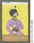 Suleiman of Persia, 1648 - 1694. Born Sam Mirza and known subsequently by his first dynastic name of Safi II, and then his second dynastic name of Suleiman I. Стоковое фото, фотограф Classic Vision / age Fotostock / Фотобанк Лори