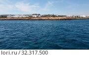 Купить «The Mediterranean traffic along Protaras, Cyprus», видеоролик № 32317500, снято 21 октября 2019 г. (c) Володина Ольга / Фотобанк Лори