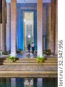 Купить «Tomb of Saadi Shirazi (1210-1292), Persian poet and writer, Shiraz, Fars Province, Iran.», фото № 32347956, снято 27 апреля 2019 г. (c) age Fotostock / Фотобанк Лори