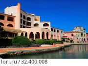 Luxus Hotel und Hotelanlage Cala di Volpe an der Costa Smeralda in Sardinien. Стоковое фото, фотограф Zoonar.com/Erich Meyer / age Fotostock / Фотобанк Лори