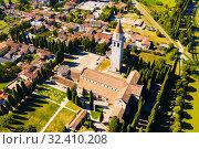 Купить «Basilica di Santa Maria Assunta in Aquileia, world Heritage», фото № 32410208, снято 4 сентября 2019 г. (c) Яков Филимонов / Фотобанк Лори