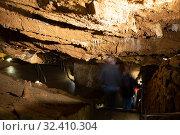 Купить «View of Koneprusy caves», фото № 32410304, снято 6 июня 2020 г. (c) Яков Филимонов / Фотобанк Лори