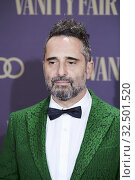 Купить «Jorge Drexler attends the Vanity Fair 'Person of the year 2019' at Royal Theatre on November 25, 2019 in Madrid, Spain», фото № 32501520, снято 25 ноября 2019 г. (c) age Fotostock / Фотобанк Лори