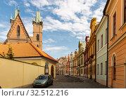 Купить «Day view of Czech Ostrava», фото № 32512216, снято 17 октября 2019 г. (c) Яков Филимонов / Фотобанк Лори