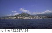 Купить «Yachts in Monaco city Port, sunny day in Monte Carlo, 4K shot», видеоролик № 32527124, снято 28 августа 2019 г. (c) Aleksejs Bergmanis / Фотобанк Лори