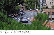 Купить «Cars Timelapse in Monaco, Monte Carlo city traffic», видеоролик № 32527240, снято 28 августа 2019 г. (c) Aleksejs Bergmanis / Фотобанк Лори