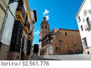 Купить «Altstadt in Ronda, Andalusien», фото № 32561776, снято 9 июля 2020 г. (c) easy Fotostock / Фотобанк Лори