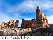 Купить «Ruins of Belchite», фото № 32571340, снято 9 марта 2019 г. (c) Яков Филимонов / Фотобанк Лори