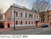 City estate of N.I. Pozdnyakov - S.V. Volkova - V.N. Gribov (2019 год). Редакционное фото, фотограф Алексей Голованов / Фотобанк Лори