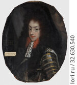 Купить «Attributed to David von Krafft, Johan Georg IV, 1668-1697, curator of Saxony, painting, oil on canvas, Height, 73.5 cm (28.9 inches), Width, 58.5 cm (23 inches)», фото № 32630540, снято 5 июля 2019 г. (c) age Fotostock / Фотобанк Лори