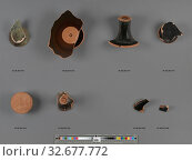 Купить «Documented in Villa Antiquity Storage by Curator: David Saunders, Imaging Technician: Rosanna Chan», фото № 32677772, снято 17 июня 2019 г. (c) age Fotostock / Фотобанк Лори