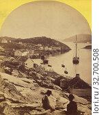 Купить «Labrador. Venison Island. Harbor with Nimbus., H.N. Robinson (American, active 1870s), 1880s, Albumen silver print», фото № 32700508, снято 17 июня 2019 г. (c) age Fotostock / Фотобанк Лори