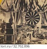 Mdd'x Mich' Asso Fair, Sept. 1861, Lowell, Mass., Simon Towle (American, active Lowell, Massachusetts 1855 - 1893), September 1861, Albumen silver print (2019 год). Редакционное фото, фотограф ARTOKOLORO QUINT LOX LIMITED / age Fotostock / Фотобанк Лори