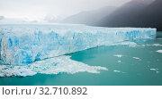 Купить «Glacier Perito Moreno, southeast of Argentina», фото № 32710892, снято 2 февраля 2017 г. (c) Яков Филимонов / Фотобанк Лори