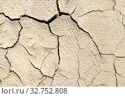 Купить «Structure of dry soil», фото № 32752808, снято 10 сентября 2013 г. (c) Арестов Андрей Павлович / Фотобанк Лори