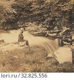 Stainforth Foss., M. Horner (British, active Settle, England 1860s), 1860s, Albumen silver print (2019 год). Редакционное фото, фотограф ARTOKOLORO QUINT LOX LIMITED / age Fotostock / Фотобанк Лори