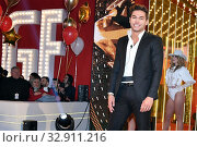 Andrea Denver enters in the house of ' The grande fratello Vip ' ( The big brother Vip ) Rome, ITALY-08-01-2020. Редакционное фото, фотограф Maria Laura Antonelli / AGF/Maria Laura Antonelli / age Fotostock / Фотобанк Лори