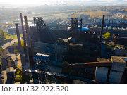 Купить «Abandoned Vitkovice steel mill in Ostrava», фото № 32922320, снято 17 октября 2019 г. (c) Яков Филимонов / Фотобанк Лори