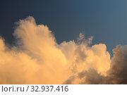 Купить «Gewitterwolke,wolke, wolken, gewitter, gewitterwolken, wetter, wetterkunde, meteorologie, abend, abends, abendhimmel,», фото № 32937416, снято 28 января 2020 г. (c) easy Fotostock / Фотобанк Лори