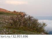 Купить «Spring landscape with clouds», фото № 32951696, снято 28 апреля 2008 г. (c) Argument / Фотобанк Лори