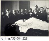 'The Day Canalejas Was Assassinated', 12-11-1912, Alfonso Sanchez García (1880-1953) (2019 год). Редакционное фото, фотограф Artelan / age Fotostock / Фотобанк Лори